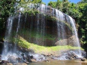 遊々満喫!ガラスマオの滝ツアー (パラオ政府観光局提供)|パラオ オプショナルツアー|パシフィックエコツアー