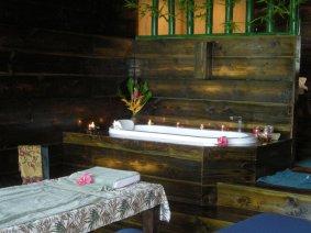 パラオプランテーションリゾート マングローブスパ|パラオ オプショナルツアー|パシフィックエコツアー