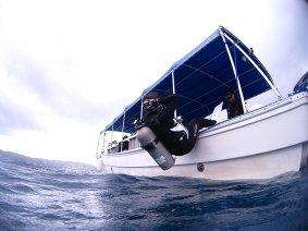 STEP-3:エントリー方法|パラオ ダイビング|パシフィックエコツアー